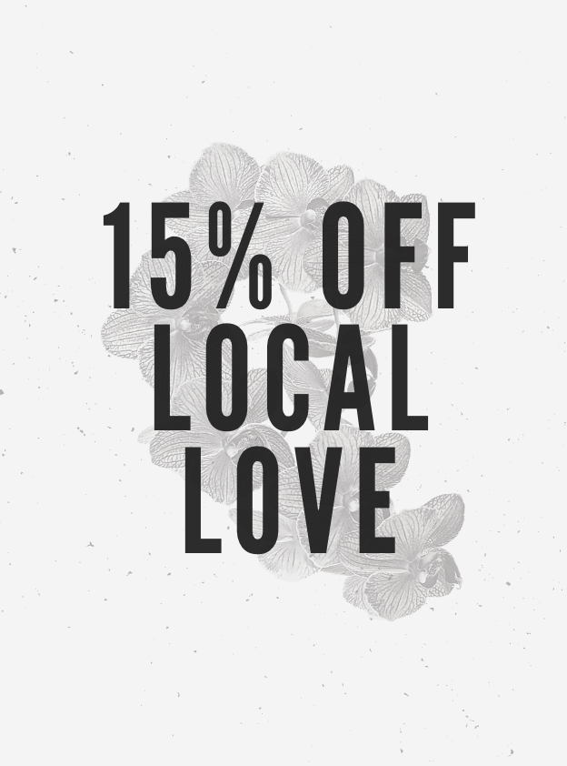Mondays Local Love